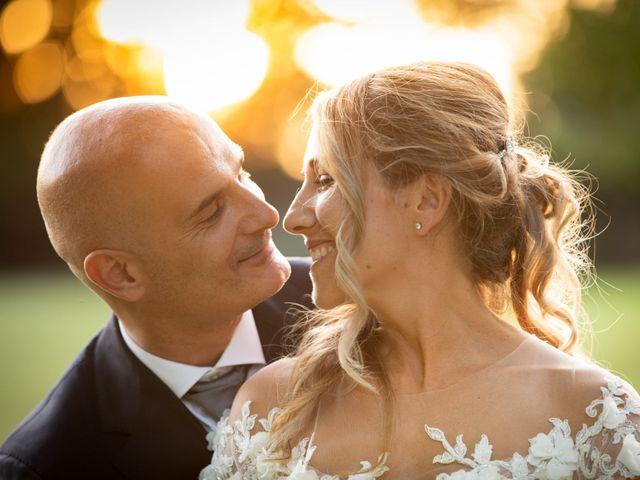 Il matrimonio di Francesco e Daniela a Vimercate, Monza e Brianza 44