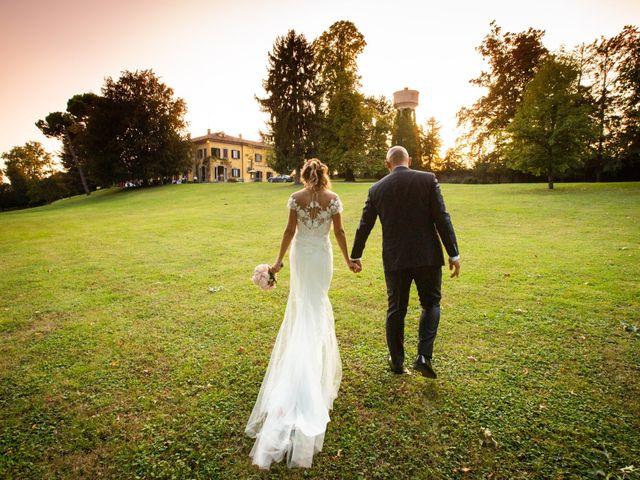 Il matrimonio di Francesco e Daniela a Vimercate, Monza e Brianza 45