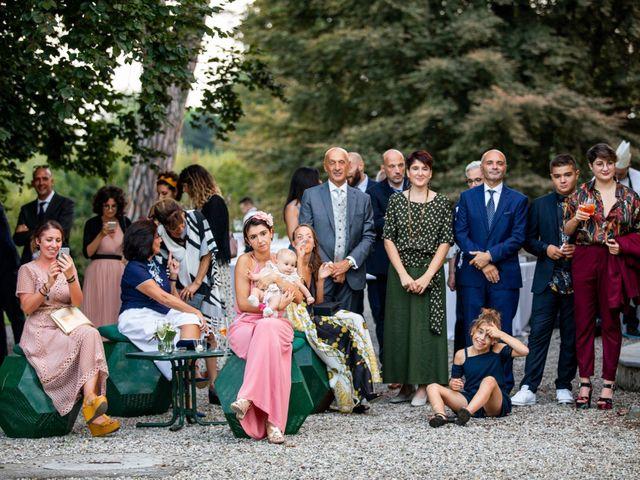 Il matrimonio di Francesco e Daniela a Vimercate, Monza e Brianza 48