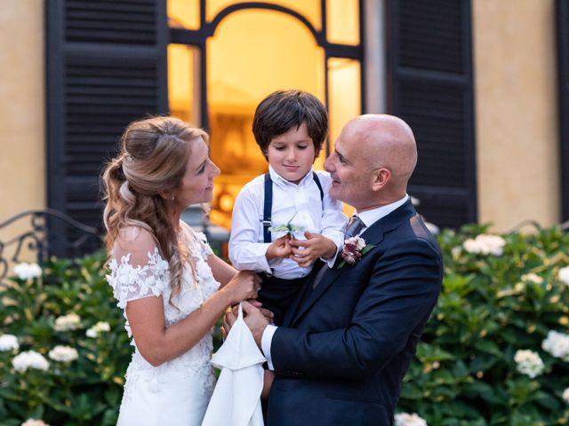 Il matrimonio di Francesco e Daniela a Vimercate, Monza e Brianza 55