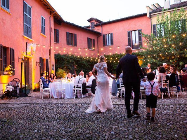 Il matrimonio di Francesco e Daniela a Vimercate, Monza e Brianza 56