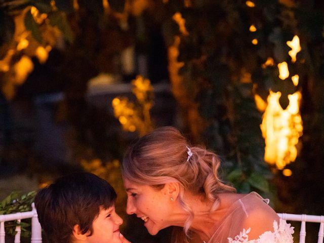 Il matrimonio di Francesco e Daniela a Vimercate, Monza e Brianza 58