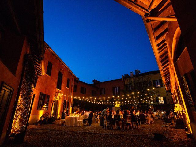Il matrimonio di Francesco e Daniela a Vimercate, Monza e Brianza 60