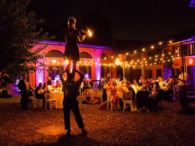 Il matrimonio di Francesco e Daniela a Vimercate, Monza e Brianza 62