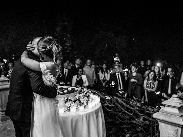 Il matrimonio di Francesco e Daniela a Vimercate, Monza e Brianza 69