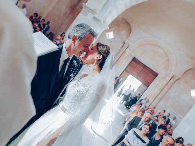 Il matrimonio di Mino e Giusy a Foggia, Foggia 15