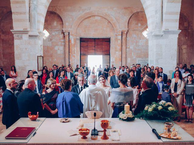 Il matrimonio di Mino e Giusy a Foggia, Foggia 16