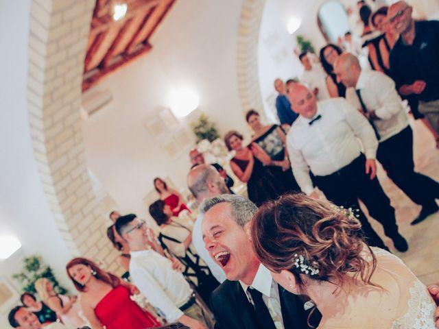 Il matrimonio di Mino e Giusy a Foggia, Foggia 25