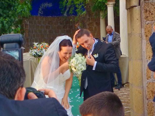 Il matrimonio di Flavia e Simone  a Pomezia, Roma 2