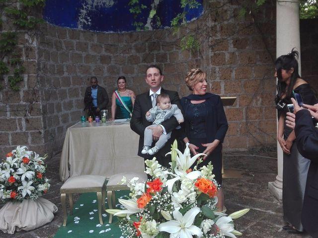 Il matrimonio di Flavia e Simone  a Pomezia, Roma 12