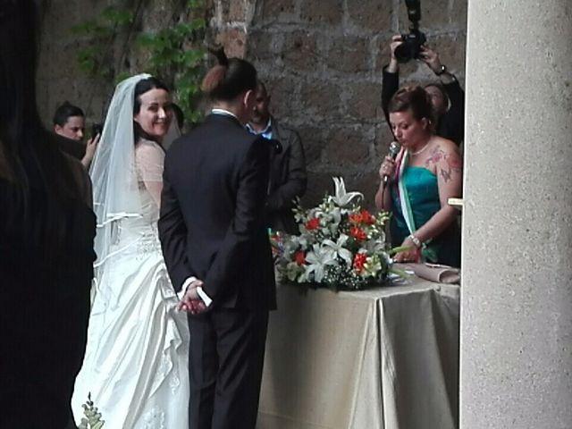 Il matrimonio di Flavia e Simone  a Pomezia, Roma 14