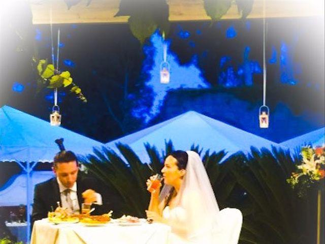 Il matrimonio di Flavia e Simone  a Pomezia, Roma 17