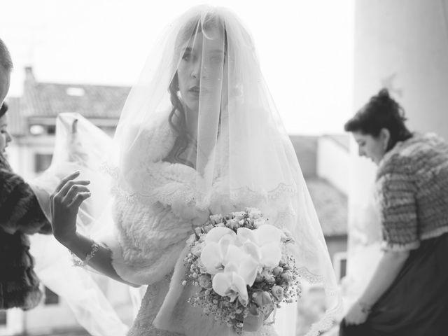 Il matrimonio di Riccardo e Francesca a Monteforte d'Alpone, Verona 35