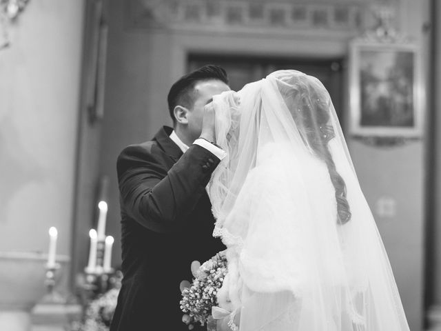 Il matrimonio di Riccardo e Francesca a Monteforte d'Alpone, Verona 36