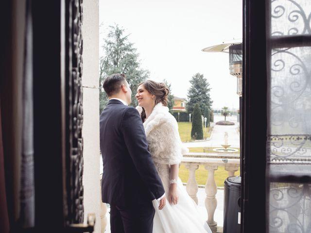 Il matrimonio di Riccardo e Francesca a Monteforte d'Alpone, Verona 54