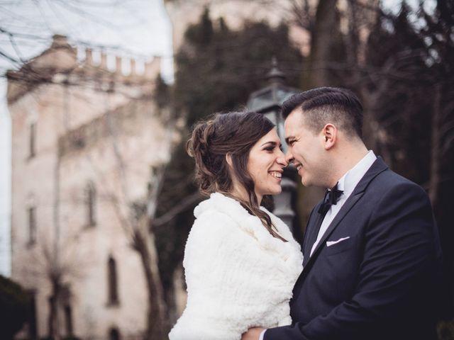 Il matrimonio di Riccardo e Francesca a Monteforte d'Alpone, Verona 61
