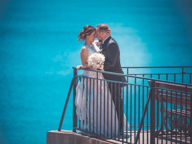 Le nozze di Viviana e Antonio