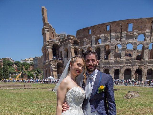 Il matrimonio di Valerio  e Federica a Roma, Roma 4
