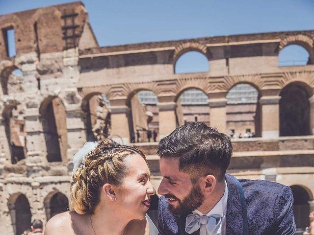 Il matrimonio di Valerio  e Federica a Roma, Roma 5