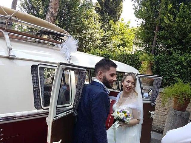 Il matrimonio di Valerio  e Federica a Roma, Roma 6