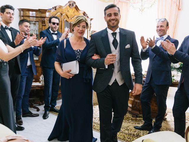 Il matrimonio di Angelo e Rosa a Naro, Agrigento 9