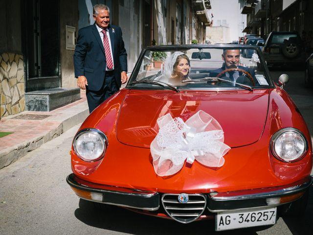 Il matrimonio di Angelo e Rosa a Naro, Agrigento 18