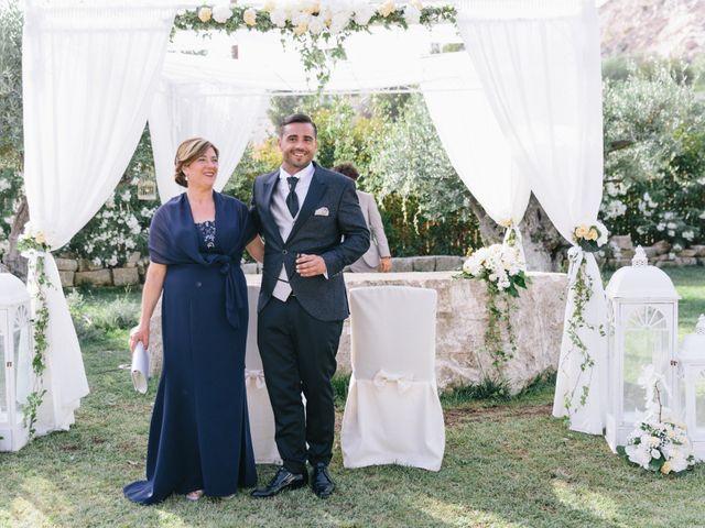 Il matrimonio di Angelo e Rosa a Naro, Agrigento 20