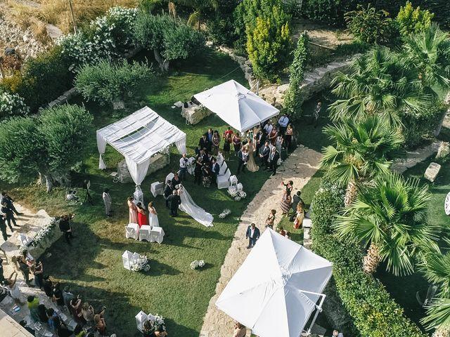 Il matrimonio di Angelo e Rosa a Naro, Agrigento 24