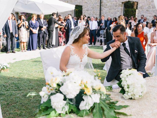 Il matrimonio di Angelo e Rosa a Naro, Agrigento 25