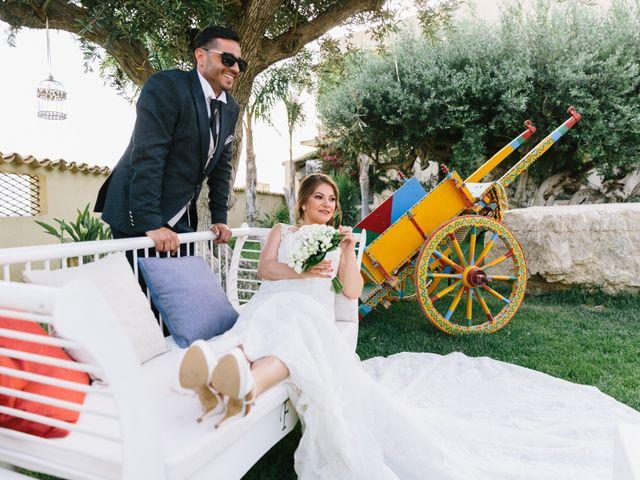 Il matrimonio di Angelo e Rosa a Naro, Agrigento 30