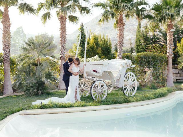 Il matrimonio di Angelo e Rosa a Naro, Agrigento 33