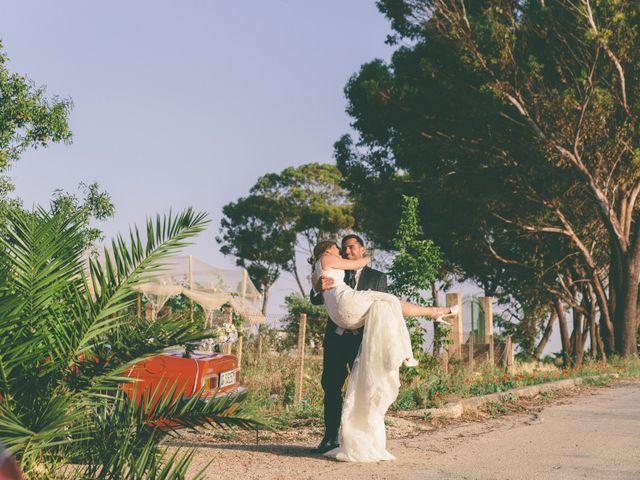 Il matrimonio di Angelo e Rosa a Naro, Agrigento 35