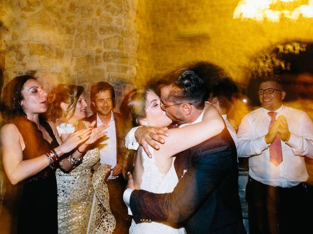 Il matrimonio di Angelo e Rosa a Naro, Agrigento 43