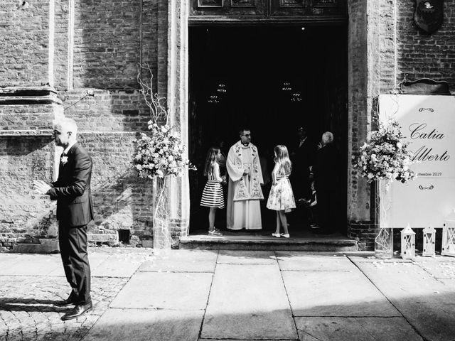 Il matrimonio di Alberto e Catia a Asti, Asti 31