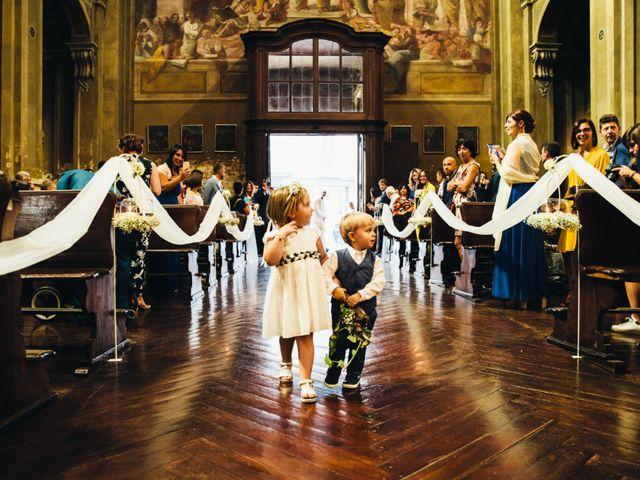 Il matrimonio di Alberto e Catia a Asti, Asti 33