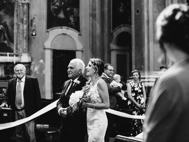 Il matrimonio di Alberto e Catia a Asti, Asti 34