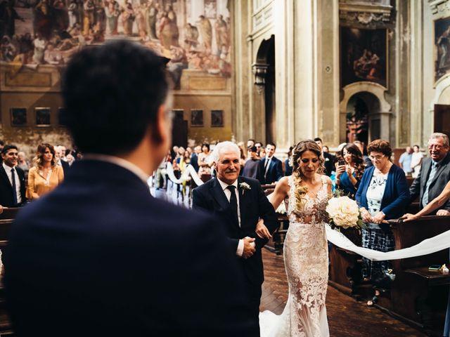 Il matrimonio di Alberto e Catia a Asti, Asti 35