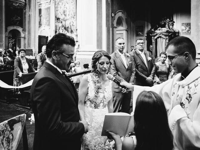 Il matrimonio di Alberto e Catia a Asti, Asti 44