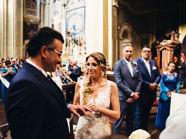 Il matrimonio di Alberto e Catia a Asti, Asti 46