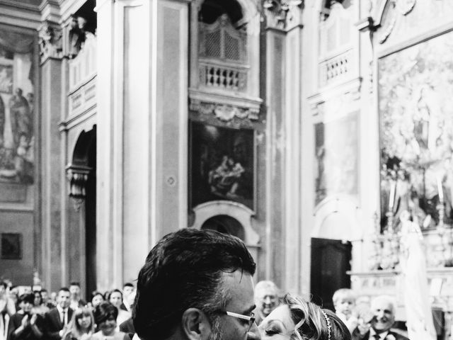 Il matrimonio di Alberto e Catia a Asti, Asti 47