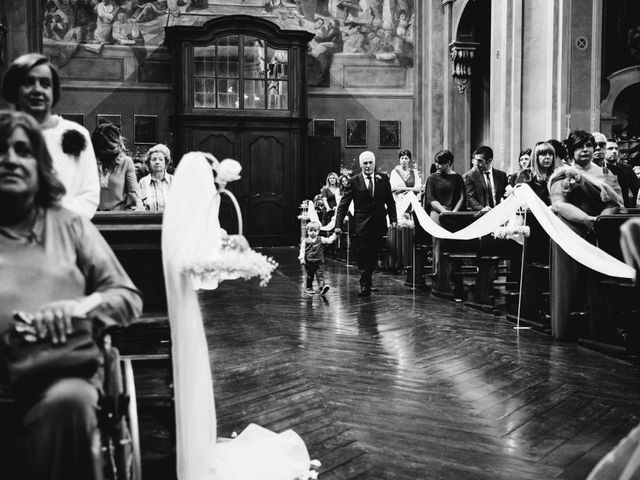 Il matrimonio di Alberto e Catia a Asti, Asti 50