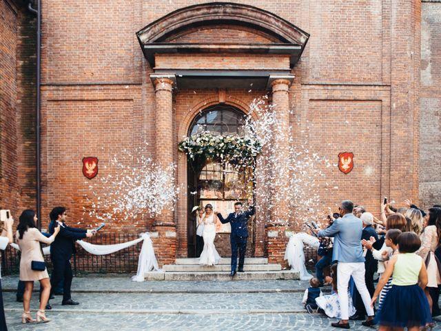 Il matrimonio di Alberto e Catia a Asti, Asti 52
