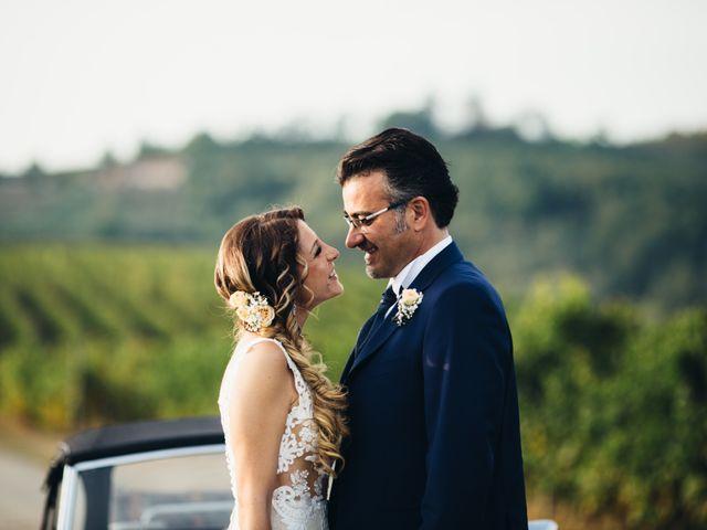 Il matrimonio di Alberto e Catia a Asti, Asti 56