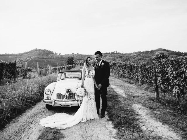 Il matrimonio di Alberto e Catia a Asti, Asti 57