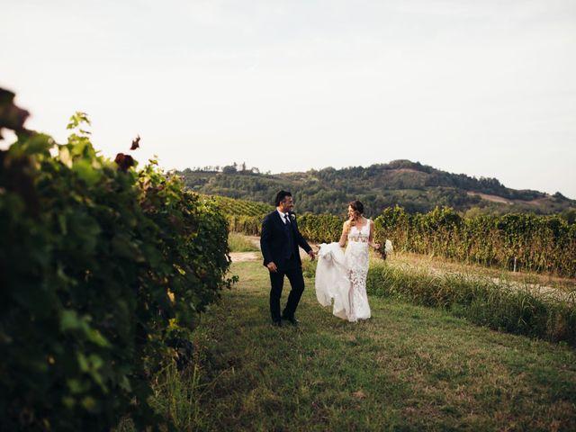 Il matrimonio di Alberto e Catia a Asti, Asti 58