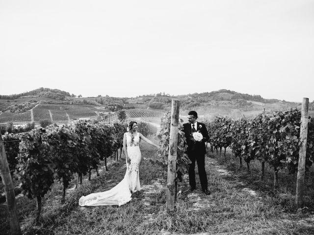 Il matrimonio di Alberto e Catia a Asti, Asti 62