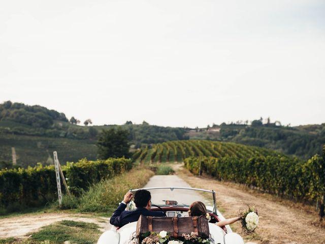 Il matrimonio di Alberto e Catia a Asti, Asti 65