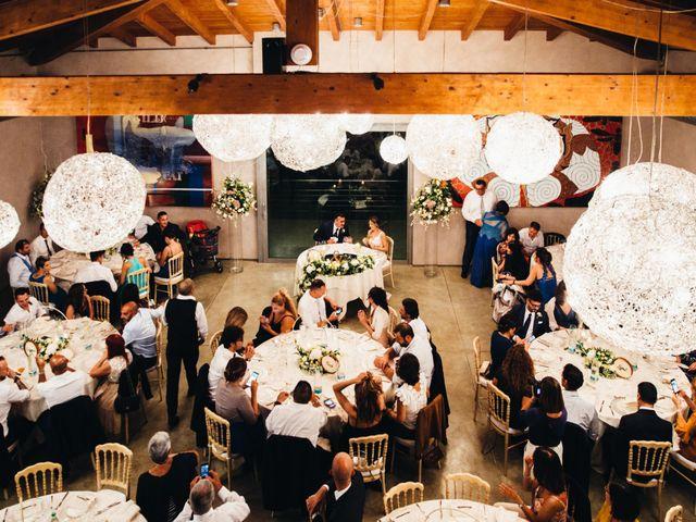 Il matrimonio di Alberto e Catia a Asti, Asti 76