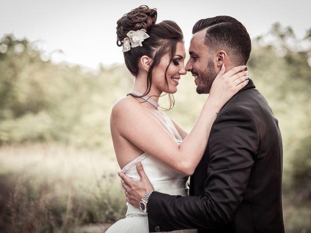 Le nozze di Licia e Luca