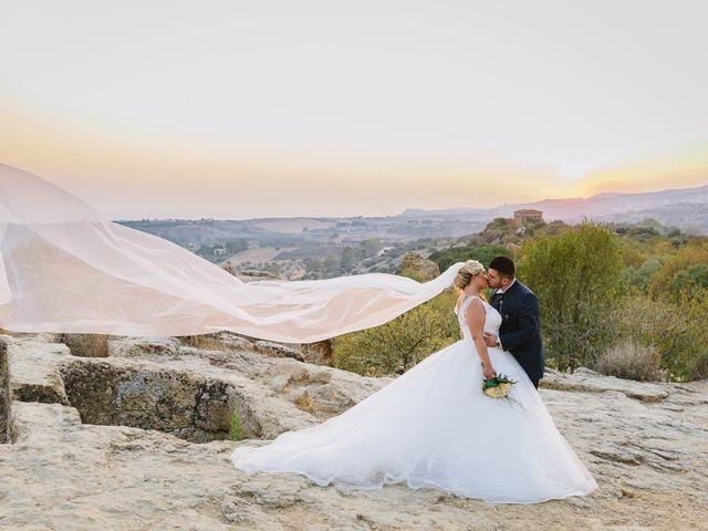 Il matrimonio di Giuseppe e Sarah a Agrigento, Agrigento 15